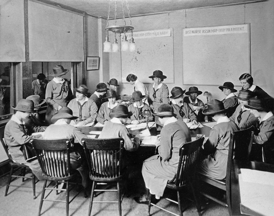 Nurses Meeting